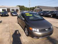 2007 Honda Civic LX 2dr Coupe (1.8L I4 5A)
