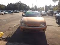 2002 Chevrolet Cavalier LS 2dr Coupe