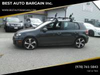 2014 Volkswagen GTI Drivers Edition PZEV 4dr Hatchback 6A