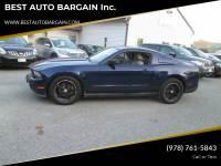2011 Ford Mustang V6 Premium 2dr Fastback