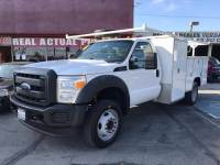 2016 Ford F-450 Super Duty 4X2 2dr Regular Cab 140.8-200.8 in. WB