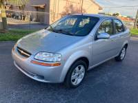 2006 Chevrolet Aveo LT 4dr Sedan