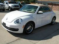 2013 Volkswagen Beetle Convertible TDI 2dr Convertible 6A w/Sound and Navigation