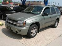2004 Chevrolet TrailBlazer LS 4WD 4dr SUV