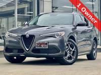 2018 Alfa Romeo Stelvio AWD 4dr Crossover