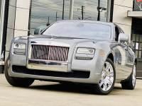 2011 Rolls-Royce Ghost 4dr Sedan