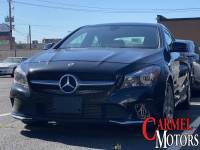 2018 Mercedes-Benz CLA AWD CLA 250 4MATIC 4dr Coupe