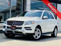 2012 Mercedes-Benz M-Class AWD ML 350 4MATIC 4dr SUV