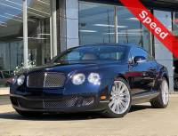 2008 Bentley Continental AWD GT Speed 2dr Coupe