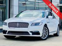 2017 Lincoln Continental Select 4dr Sedan