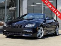 2015 BMW 6 Series AWD 650i xDrive 2dr Convertible
