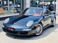 2007 Porsche 911 AWD Targa 4S 2dr Coupe