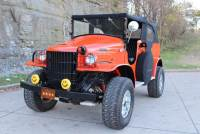 1941 Dodge Power Wagon Command Car