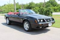 1984 Ford Mustang GT 2dr Convertible