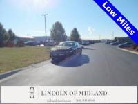 2019 Lincoln Continental AWD Select 4dr Sedan