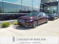 2020 Lincoln Continental AWD 4dr Sedan