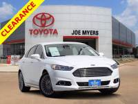 2016 Ford Fusion Titanium 4dr Sedan