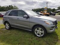 2012 Mercedes-Benz M-Class AWD ML 350 BlueTEC 4MATIC 4dr SUV