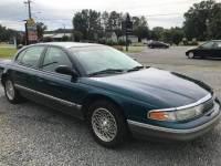 1996 Chrysler New Yorker 4dr Sedan
