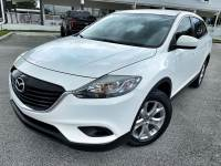 Used 2015 Mazda CX-9 SPORT LEATHER 3RD ROW CARFAX CERT 1 OWNER