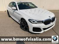 2021 BMW 5 Series 540i 4dr Sedan