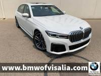 2021 BMW 7 Series 740i 4dr Sedan