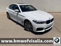 2017 BMW 5 Series 540i 4dr Sedan