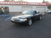 2010 Ford Crown Victoria LX 4dr Sedan