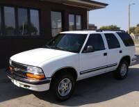 1998 Chevrolet Blazer 4dr 4WD SUV