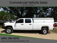 2012 Chevrolet Silverado 2500HD 4x2 Work Truck 4dr Crew Cab LB
