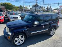 2012 Jeep Liberty 4x4 Jet Edition 4dr SUV
