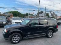 2005 Lincoln Aviator AWD Luxury 4dr SUV