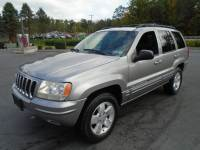 2001 Jeep Grand Cherokee Limited 4WD 4dr SUV