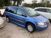 2007 Chrysler Town and Country Wheelchair Van