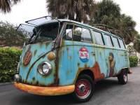 1970 Volkswagen Vanagon Split Window