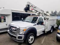 2011 Ford F-550 4WD Boom/Lift Truck