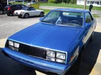 1981 Plymouth Sapporo 2dr Coupe
