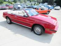 1984 Chevrolet Cavalier Type 10 2dr Convertible