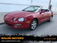 1999 Toyota Celica GT 2dr Convertible