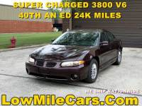 2002 Pontiac Grand Prix GTP 4dr Supercharged Sedan
