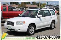 2007 Subaru Forester AWD 2.5 X Premium Package 4dr Wagon (2.5L F4 4A)