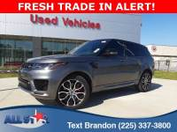 Used 2018 Land Rover Range Rover Sport Supercharged SUV