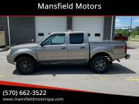 2004 Nissan Frontier 4dr Crew Cab XE-V6 4WD SB