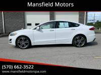 2019 Ford Fusion AWD Titanium 4dr Sedan