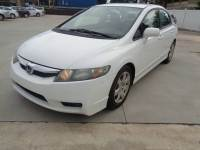 2010 Honda Civic LX 4dr Sedan 5A