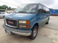 1998 GMC Savana Passenger 3dr G3500 SLE Extended Passenger Van