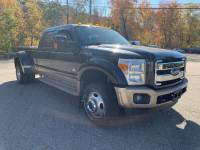 2013 Ford F-450 Super Duty 4x4 King Ranch 4dr Crew Cab 8 ft. LB DRW Pickup