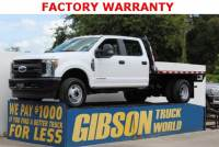 2019 Ford F-350 Super Duty 4x4 XL 4dr Crew Cab 179 in. WB DRW Chassis