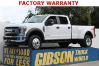 2019 Ford F-450 Super Duty 4x4 XLT 4dr Crew Cab 8 ft. LB DRW Pickup