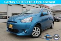 Used 2015 Mitsubishi Mirage For Sale in AURORA IL Near Naperville & Oswego, IL | Stock # PG5860